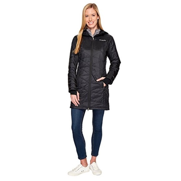 68324fbad03 Columbia Jackets   Blazers - Columbia Mighty Lite Hooded Jacket